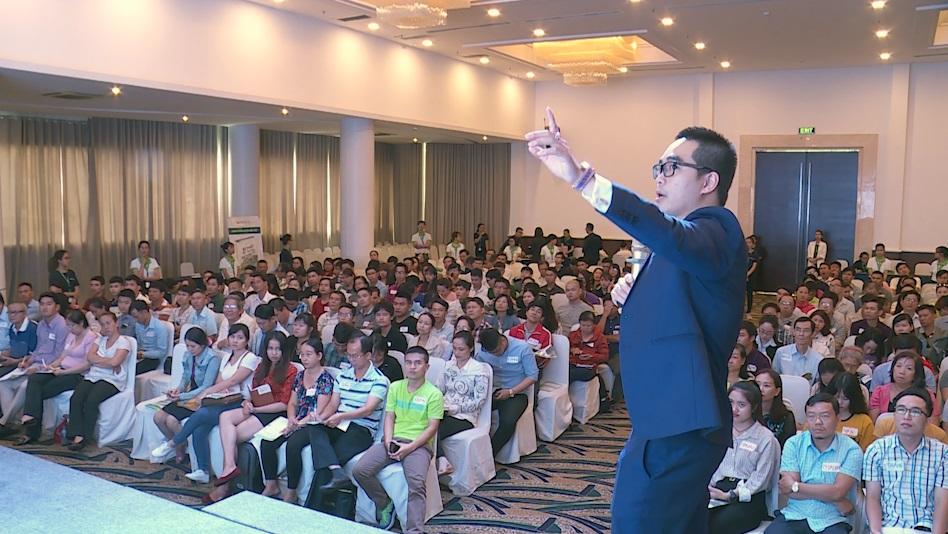 Thầy Jackie Thái chia sẻ về công thức 4 bước kỳ điệu để đạt đến tự do tài chính