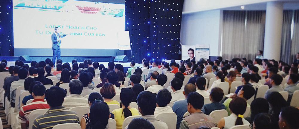 Diễn giả Jackie Thái