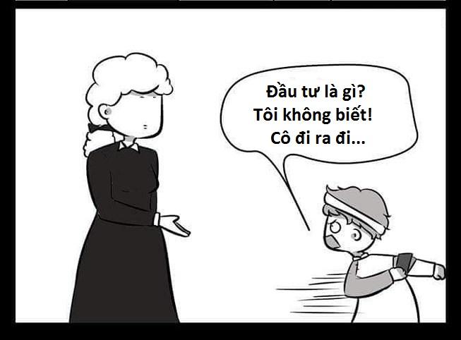 Người trẻ Việt không biết đầu tư