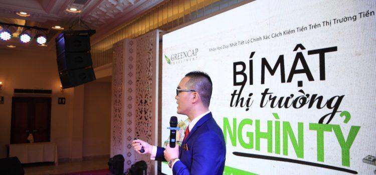 Jackie Thái - Diễn giả tại Hội Thảo BMTTNT
