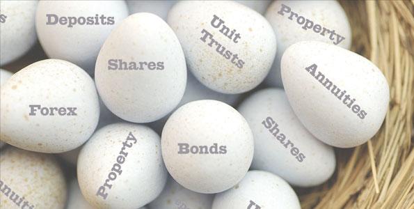Đa dạng hóa danh mục đầu tư giúp bạn giảm thiếu rủi ro mất tiền 1 lúc