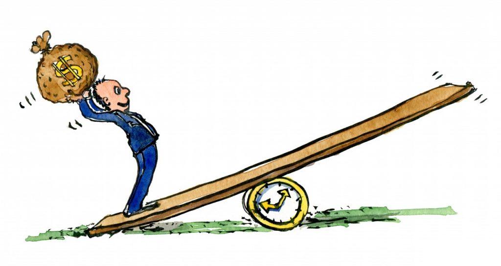Đòn bẩy có thể giúp nhà đầu tư kiếm lời lớn cũng có thể khiến tài khoản cháy nhanh chóng