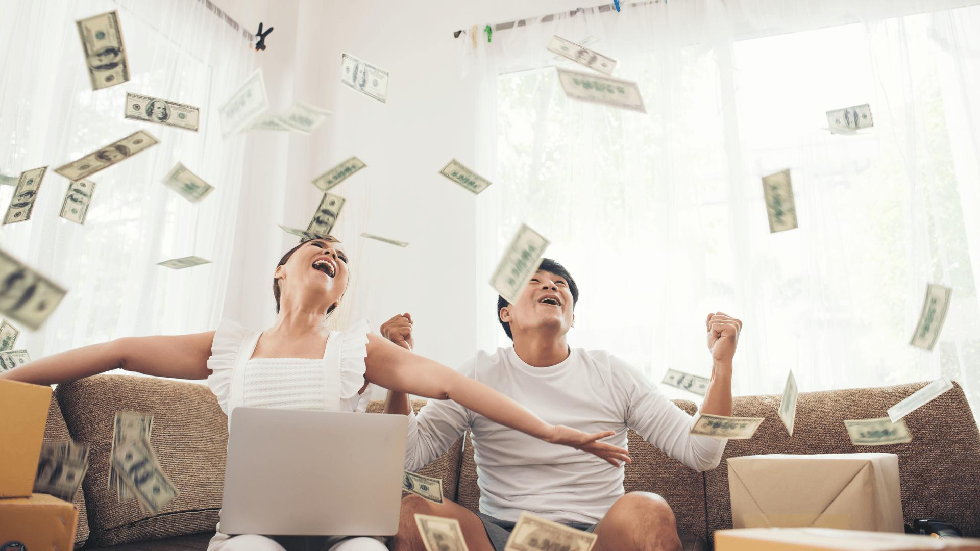 Đặt mục tiêu tài chính giúp bạn có động lực kiếm tiền và tiết kiệm tiền mỗi ngày